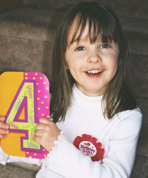 four-years-old
