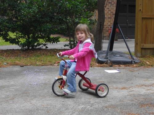 Madalyn-tricycle